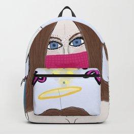 Champagne Angel Backpack