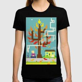 Fall Contemplation T-shirt