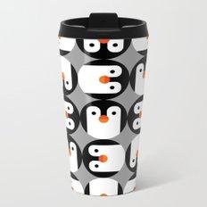 The Penguin Club Metal Travel Mug
