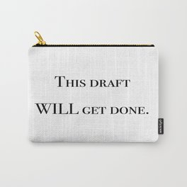 Writing motivation #1 Carry-All Pouch