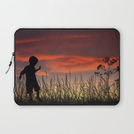 The Beginning of a Journey Laptop Sleeve