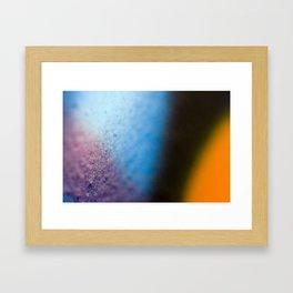 Austin Nunis - Student Artwork/Photography for YoungAtArt Fundraiser Framed Art Print