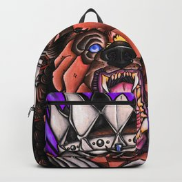 The Fierce King Backpack