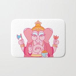 Wise Ganesha Bath Mat