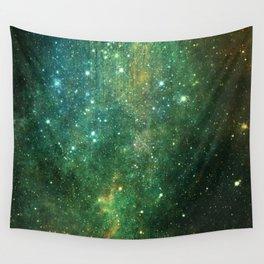 Desert Night Sky Wall Tapestry