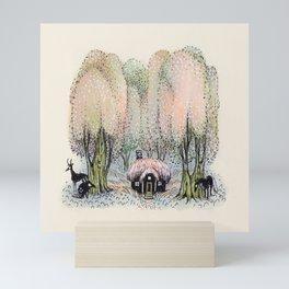 Hidden Dwelling Mini Art Print