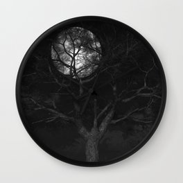 In The Pale Moonlight (Cloud series #13) Wall Clock