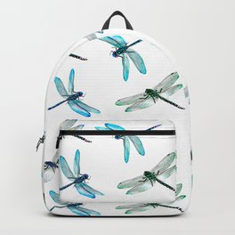 Dragonflies 4. Backpack