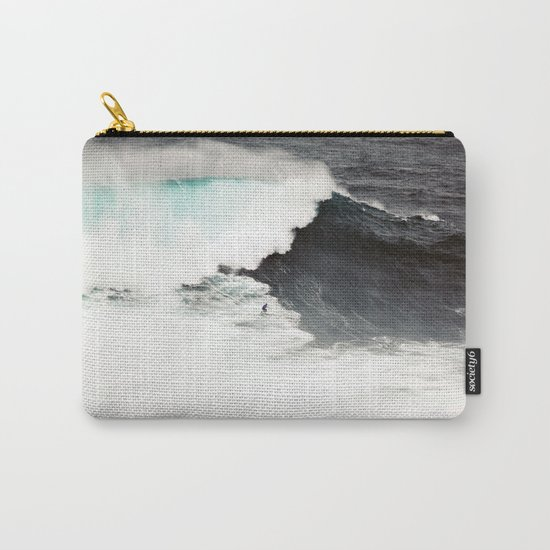 Surf wave sea 6 Carry-All Pouch