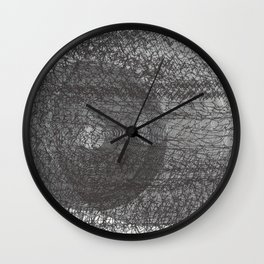 The Anthropic Principle Wall Clock