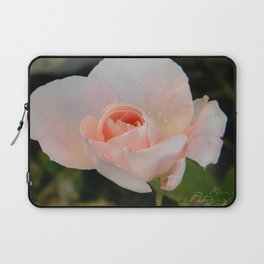 rainy flower Laptop Sleeve