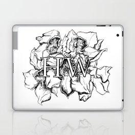 """HW"" Drawing Laptop & iPad Skin"