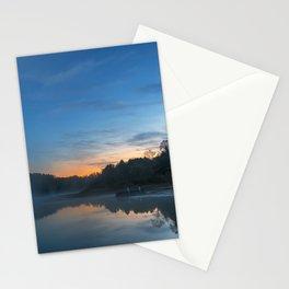 Pendleton Dawn Lake Stationery Cards