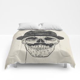 Gentlemen never die Comforters