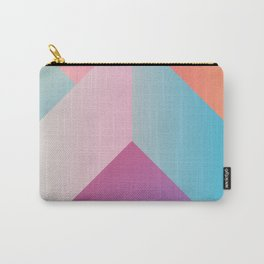 Ultra Geometric Carry-All Pouch