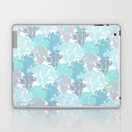 Acer Bouquets - Blues Laptop & iPad Skin