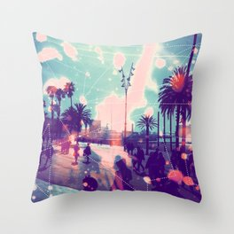 constellations (1) Throw Pillow