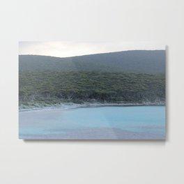 Memory Cove Metal Print