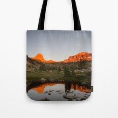 Alpenglow Tote Bag