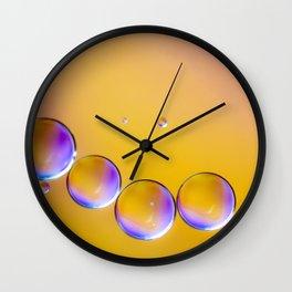 take a chance Wall Clock