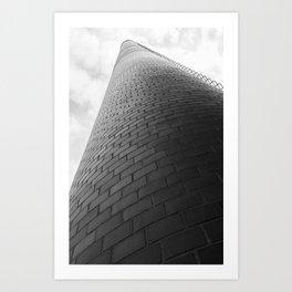 Inch By Inch Art Print