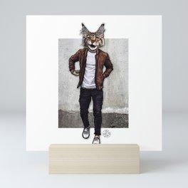 The Dave I Know, Cool Cat Mini Art Print