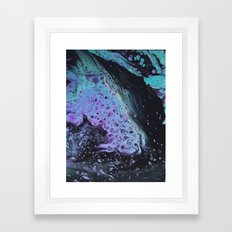 Lovely Phobia Framed Art Print