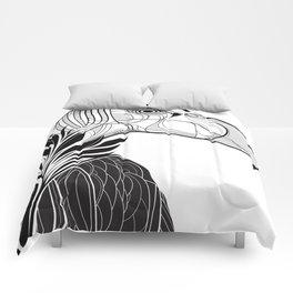 California Condor Comforters