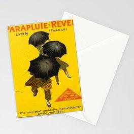 Advertisement parapluie revel lyon france  Stationery Cards