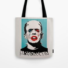 =Boris Karloff=FASHIONVICTIM= Tote Bag