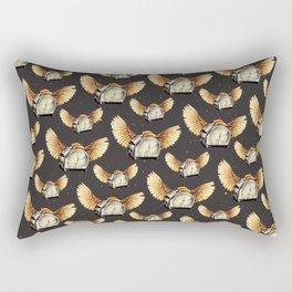 Flying Toasters Rectangular Pillow