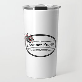The Connor Project Travel Mug
