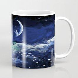 The Doctor Dreaming Of Fishing Coffee Mug