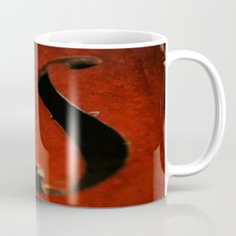 Violin F-Hole Coffee Mug