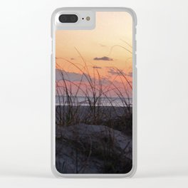 God Made Beauty Clear iPhone Case