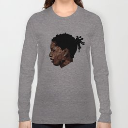 Asap rocky edit  Long Sleeve T-shirt