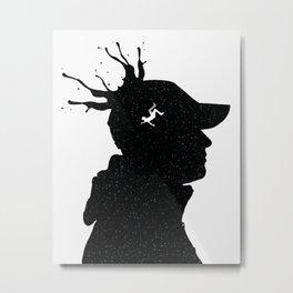 Conen Metal Print
