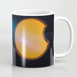 Total Moon Eclipse Coffee Mug