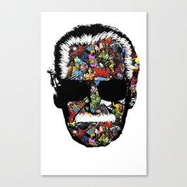 Stan Lee RIP Canvas Print