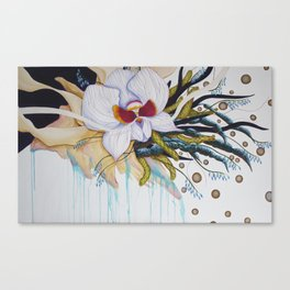 A Cornucopia of Sharp Delights Canvas Print