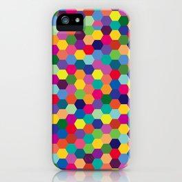 Geometric Pattern #3 iPhone Case