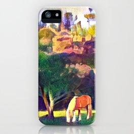 Mimosa Bellas iPhone Case