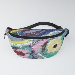 Space to the Unknown Fanny Pack