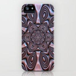 Bronze Flower #1 iPhone Case