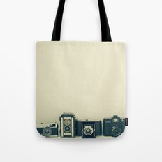 Camera Collection Tote Bag