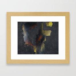 Betrayed Framed Art Print