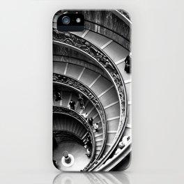 Vatican Stairway iPhone Case
