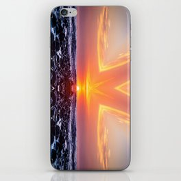 Kaleidoscape: El Tunco iPhone Skin