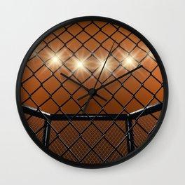 MMA arena Wall Clock