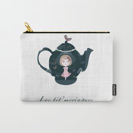 Alice's tea Carry-All Pouch
